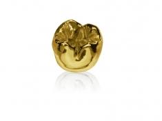 Krone aus Gold